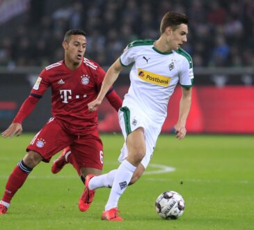 Thiago und Florian Neuhaus