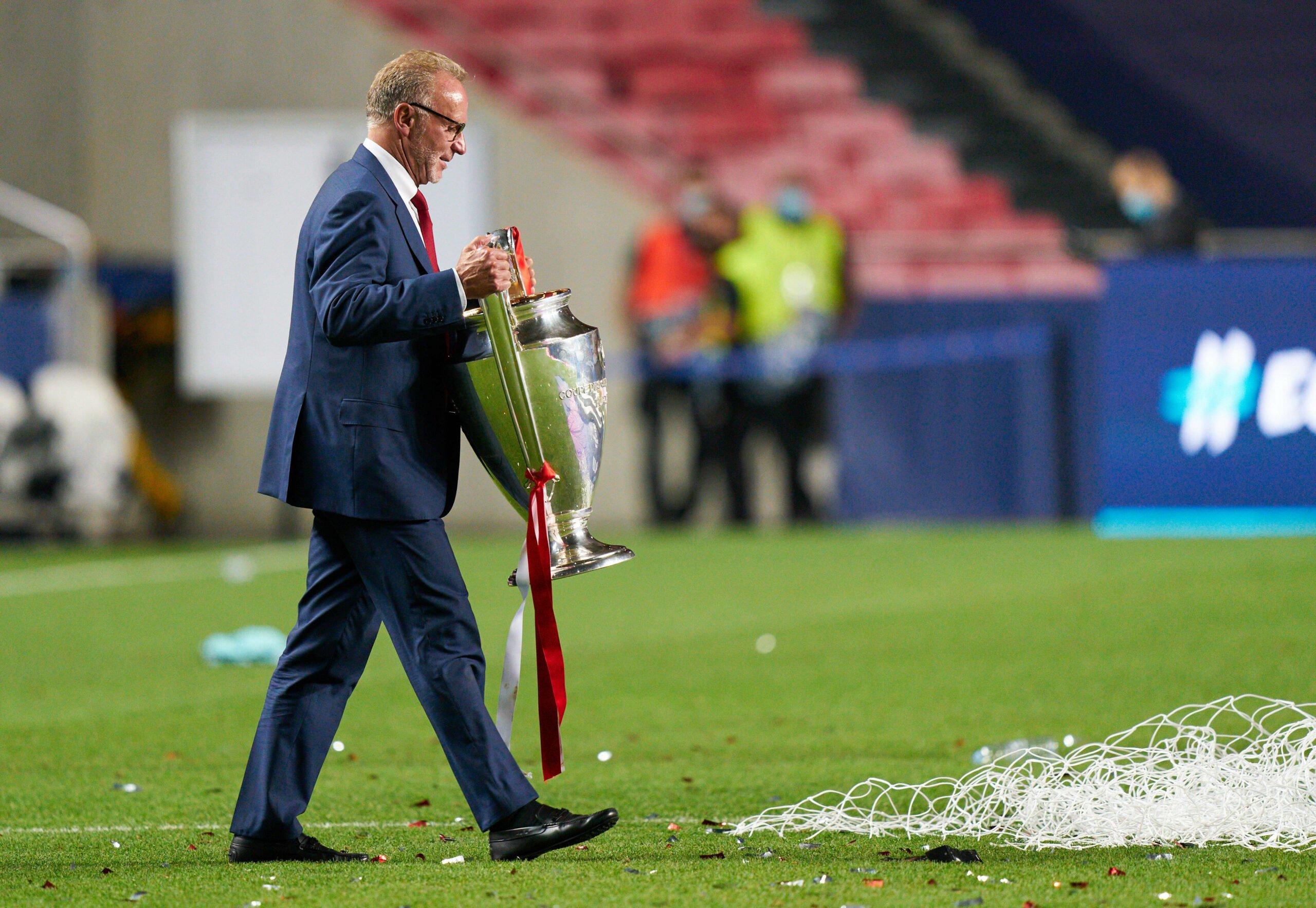 """Die Bayern sind heiß auf die Klub-WM: """"Wir wollen den ..."""