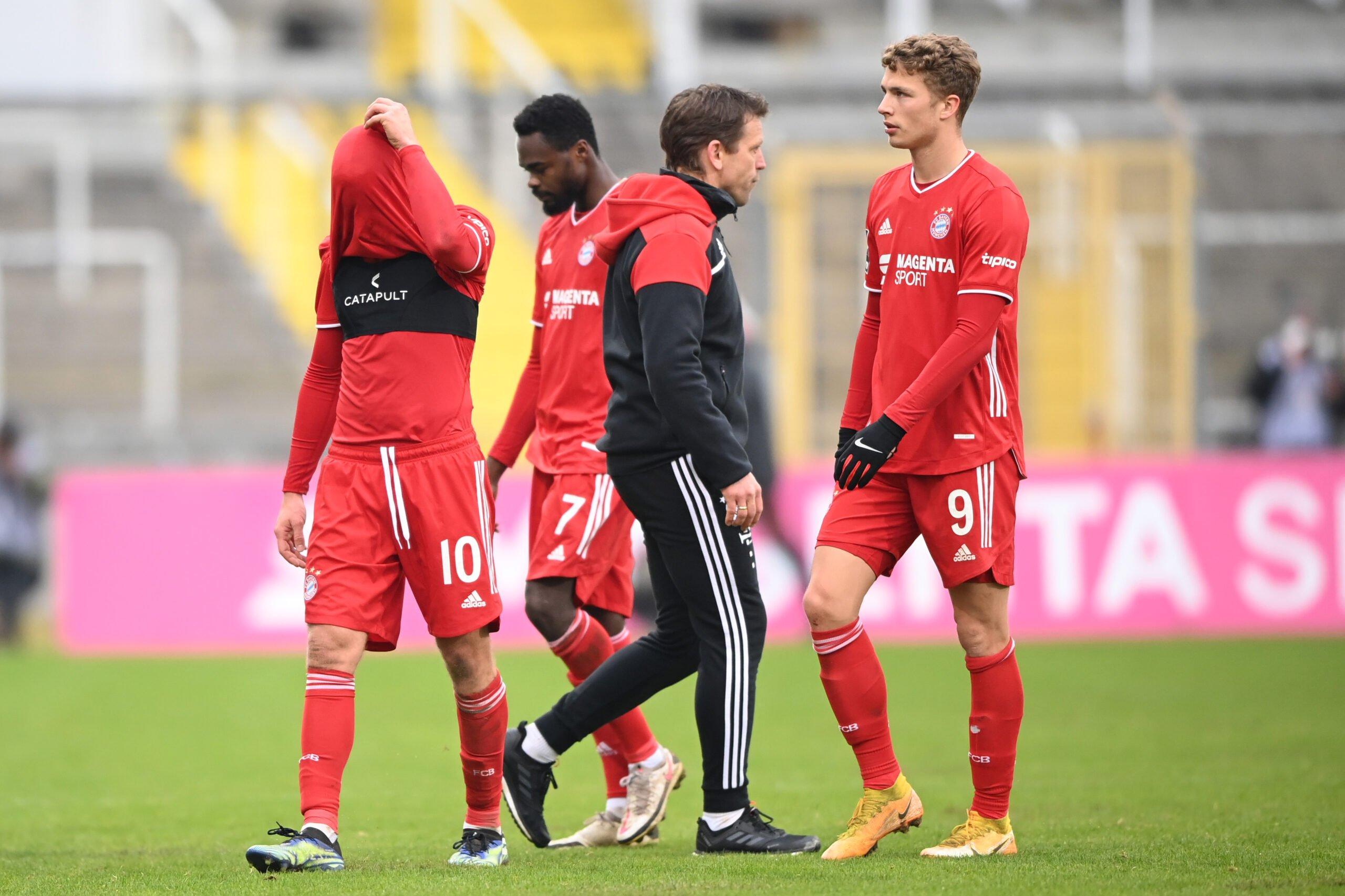 Bayern München II v KFC Uerdingen 05 - 3. Liga