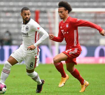 Eintracht Frankfurt vs. FC Bayern