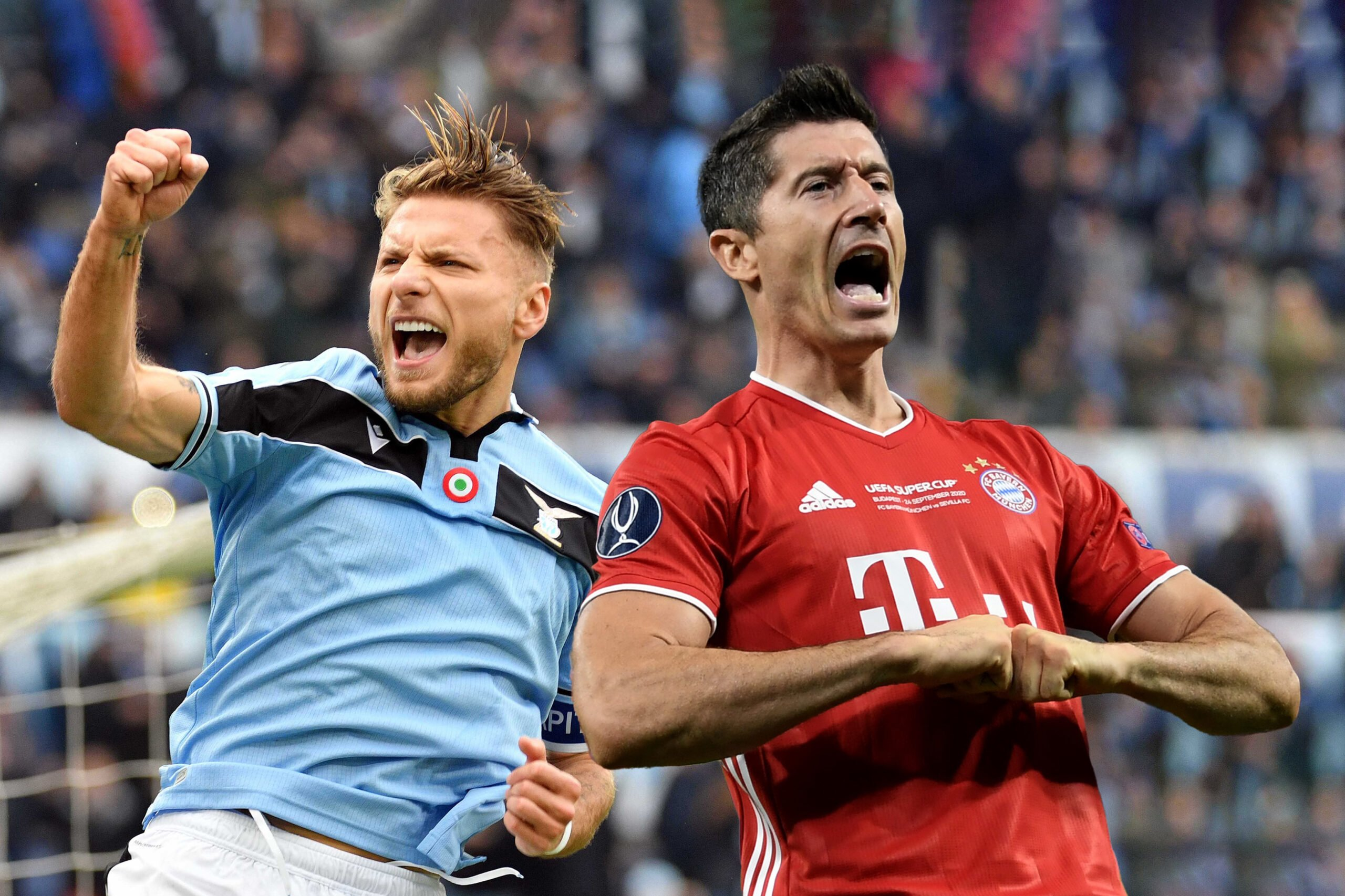 Immobile vs. Lewandowski