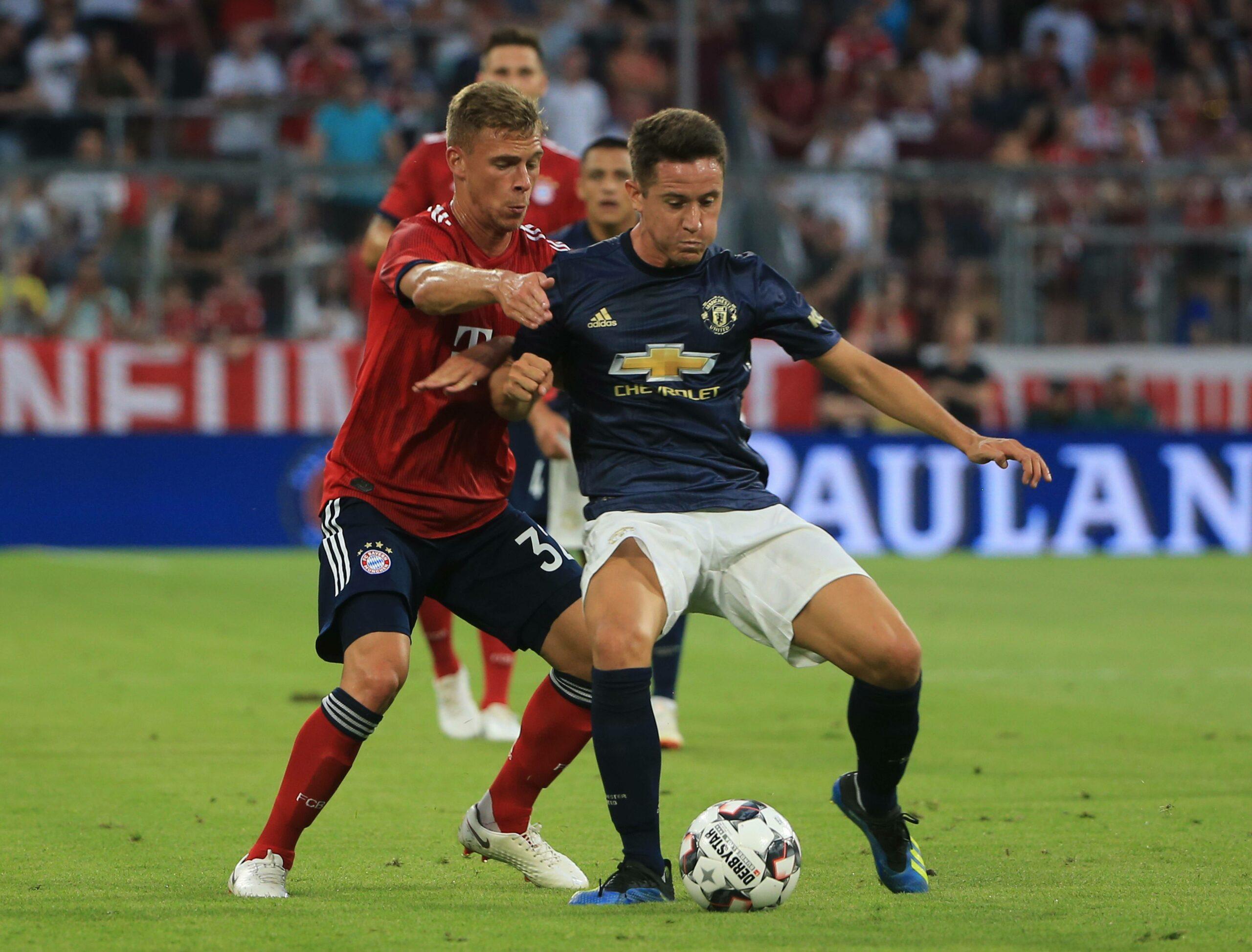 FC Bayern vs. ManUnited
