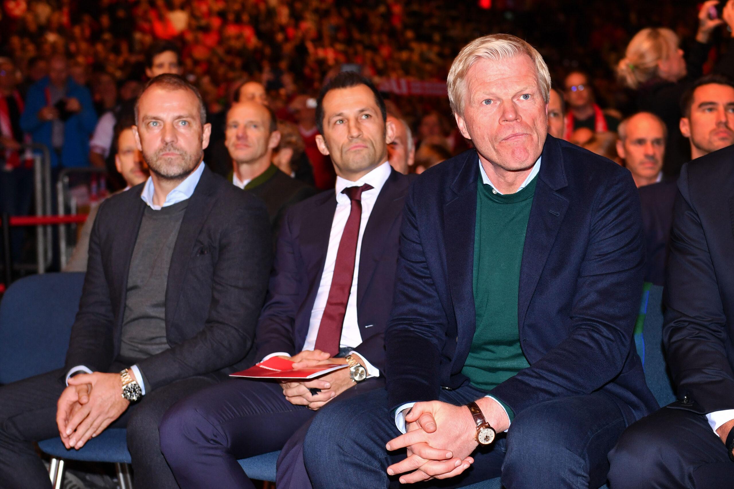 Flick, Kahn und Salihamidzic