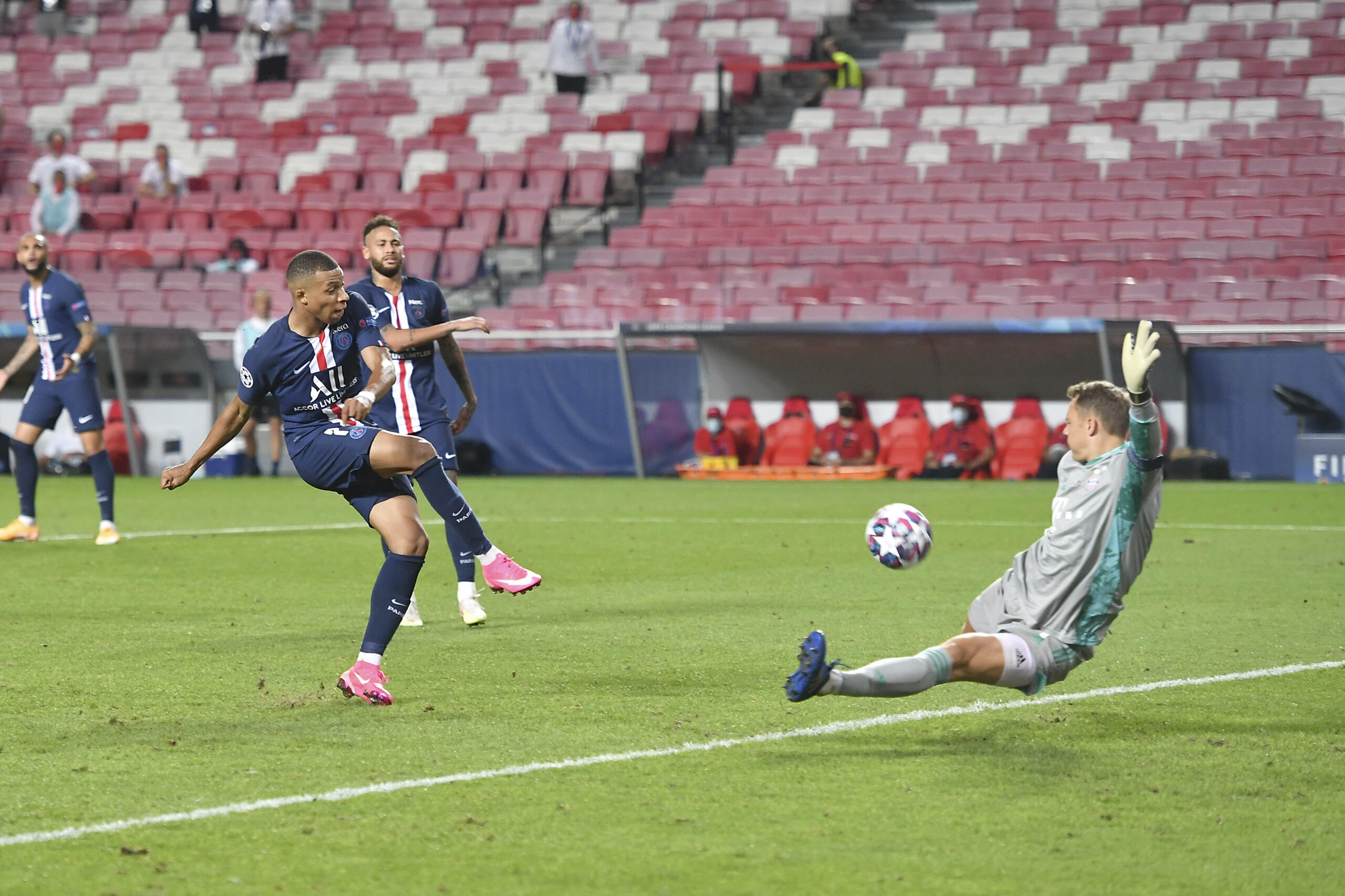 FC Bayern vs. PSG