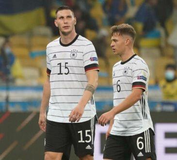 Joshua Kimmich und Niklas Süle