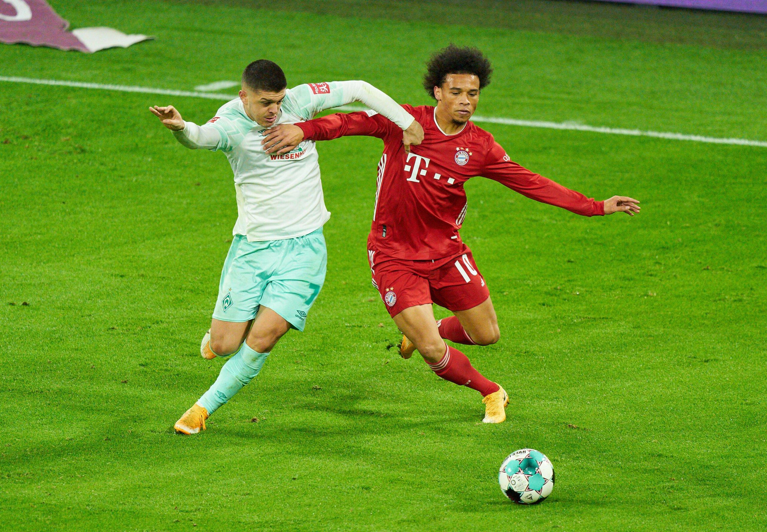 FC Bayern vs. Werder Bremen