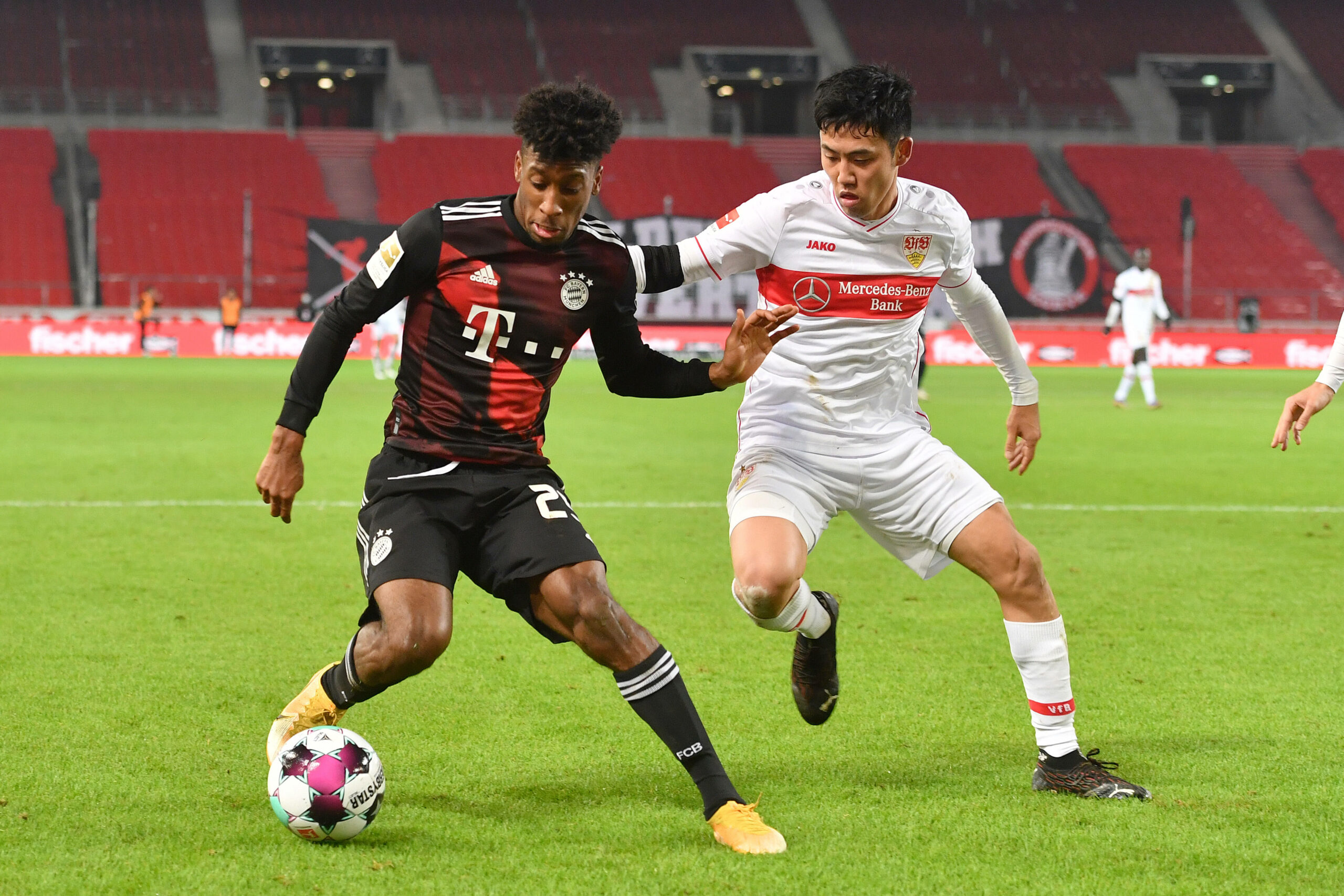FC Bayern vs. VfB Stuttgart