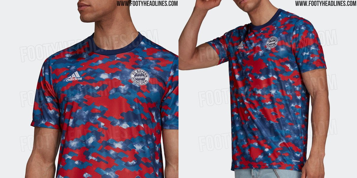 Pre-Match-Shirt