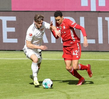 FC Bayern vs. Union Berlin