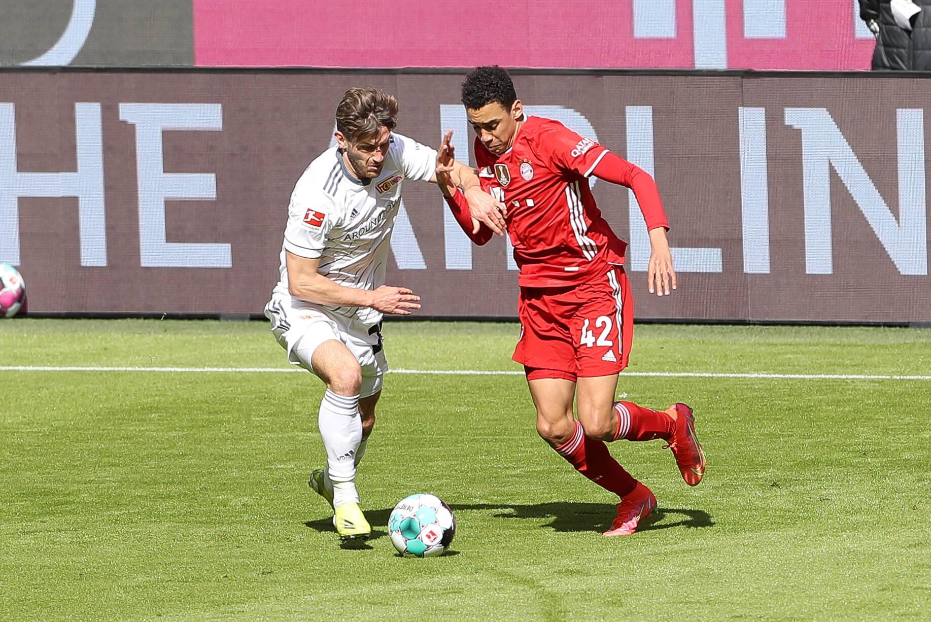 FC Bayern vs. Union Berlin