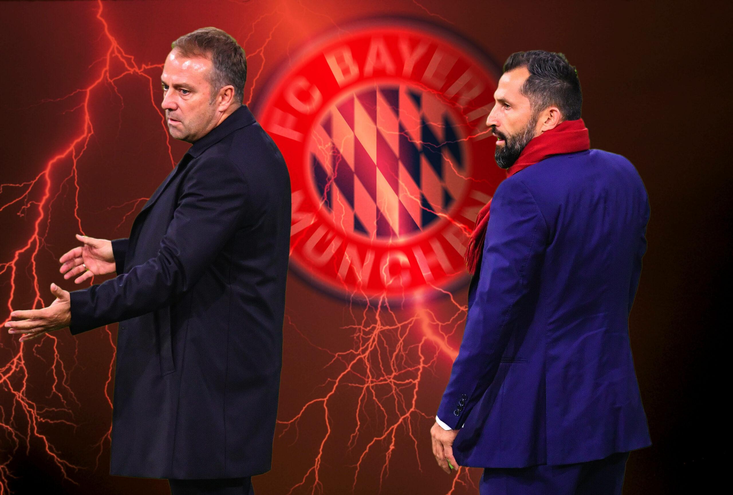 Hansi Flick vs. Hasan Salihamidzic