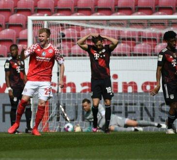 FC Bayern vs. Mainz 05