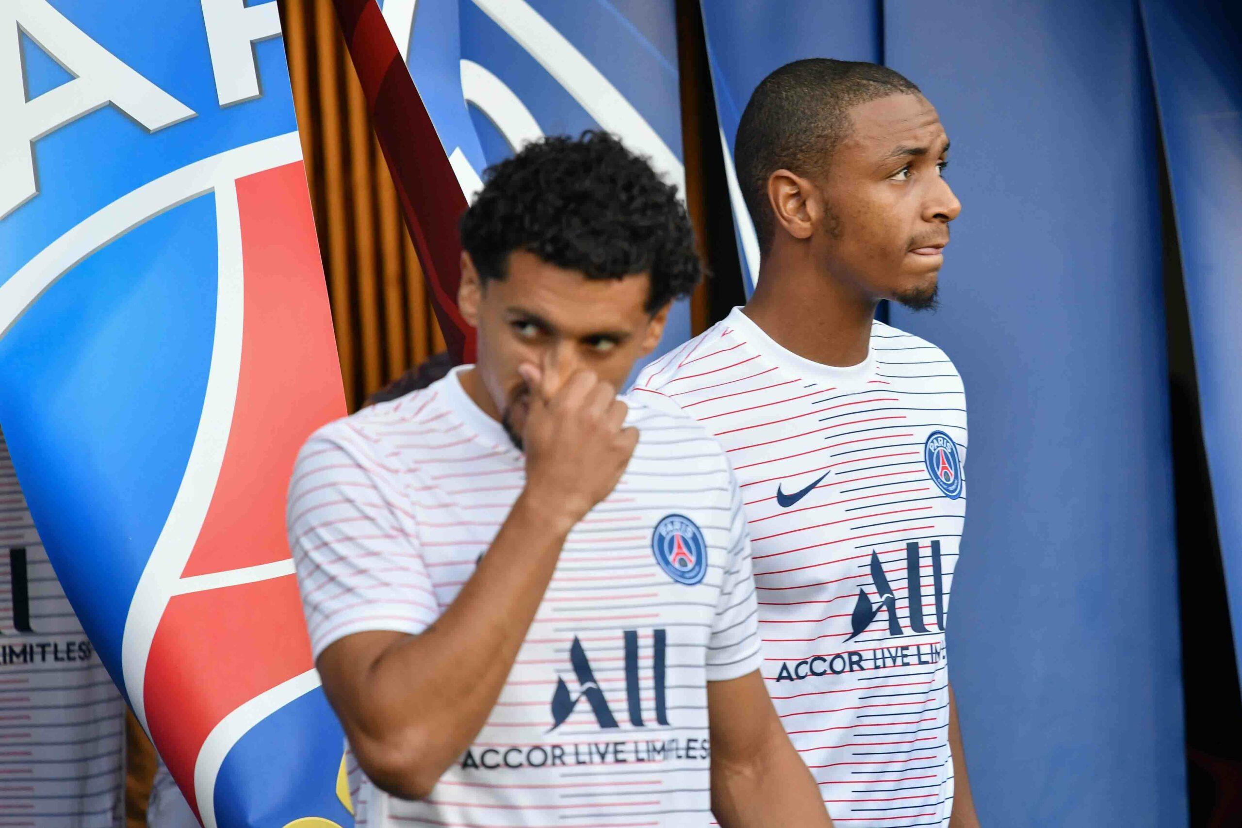 Bericht: Marquinhos und Diallo drohen für das CL-Rückspiel gegen die Bayern  auszufallen - Aktuelle FC Bayern News, Transfergerüchte,  Hintergrundberichte uvm.
