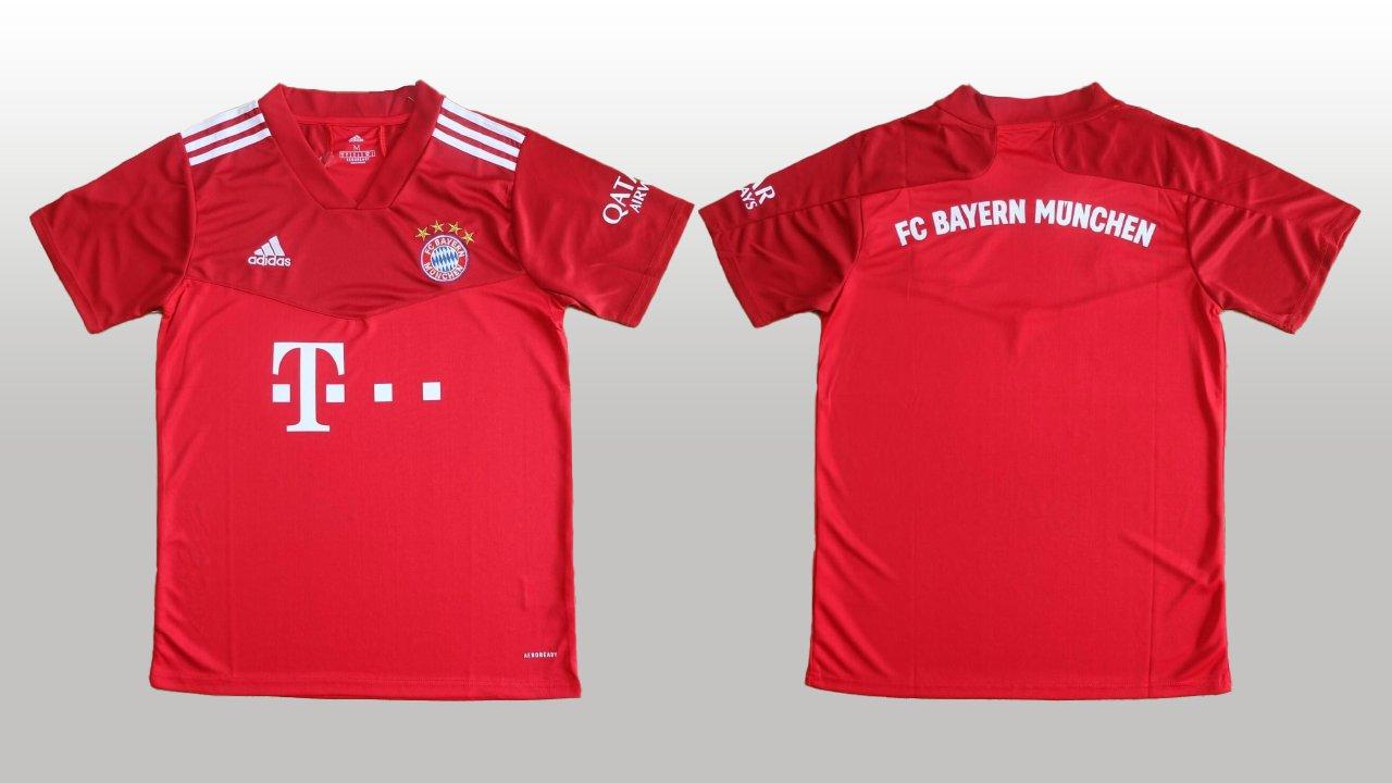 FC Bayern Trikot für die Saison 2021/22