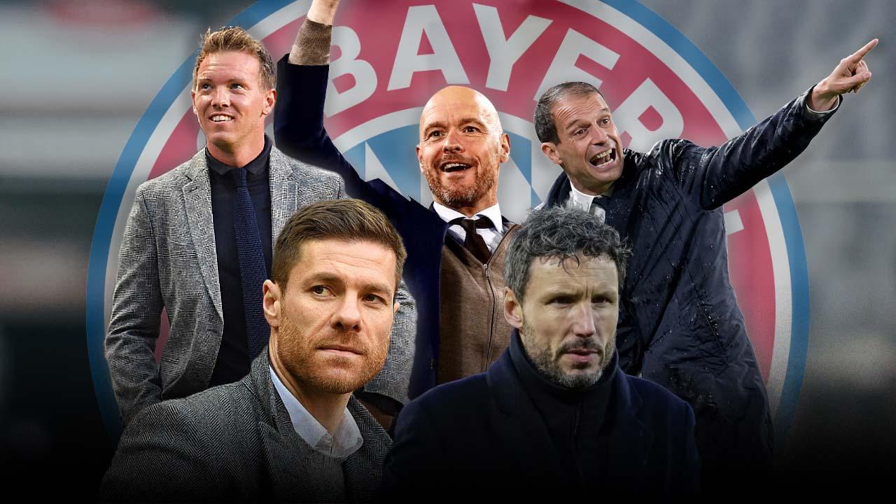 Flick-Nachfolge: Diese 5 Trainer hat der FC Bayern auf dem Zettel
