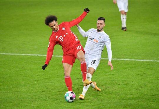 FC Bayern vs. Borussia M'Gladbach