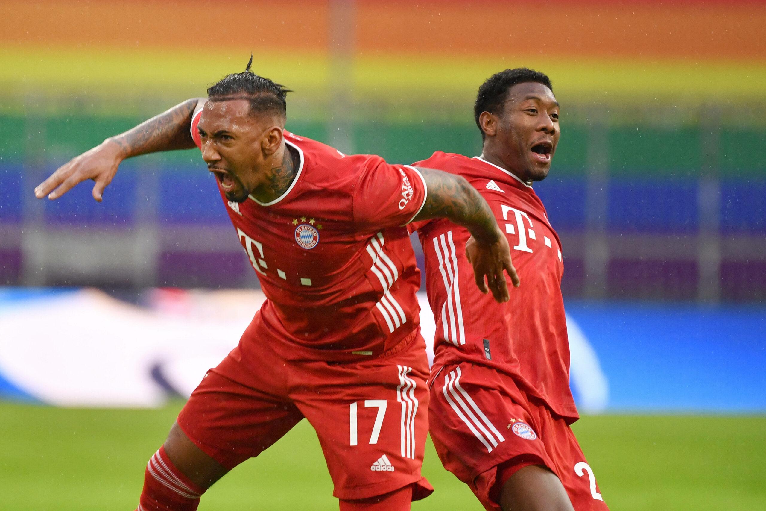 Jerome Boateng und David Alaba