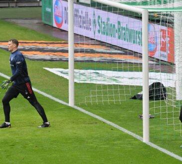 Manuel Neuer und Alexander Nübel