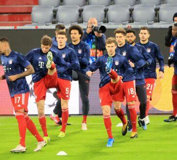 FC Bayern Kader