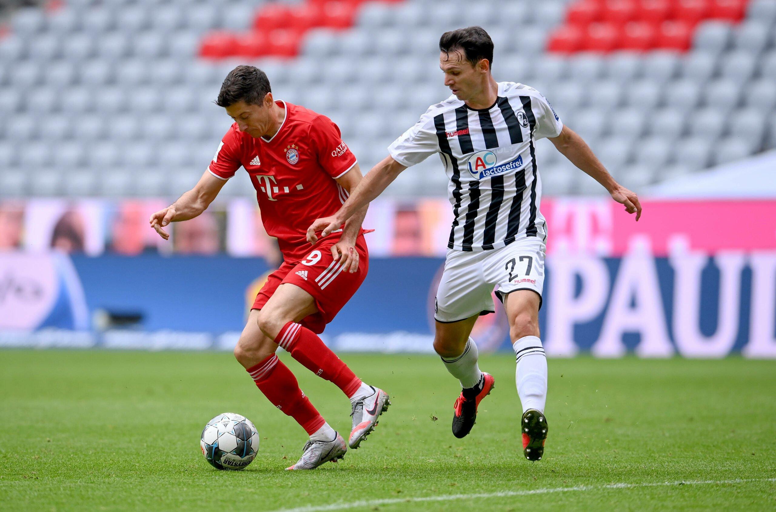 FC Bayern vs. SC Freiburg
