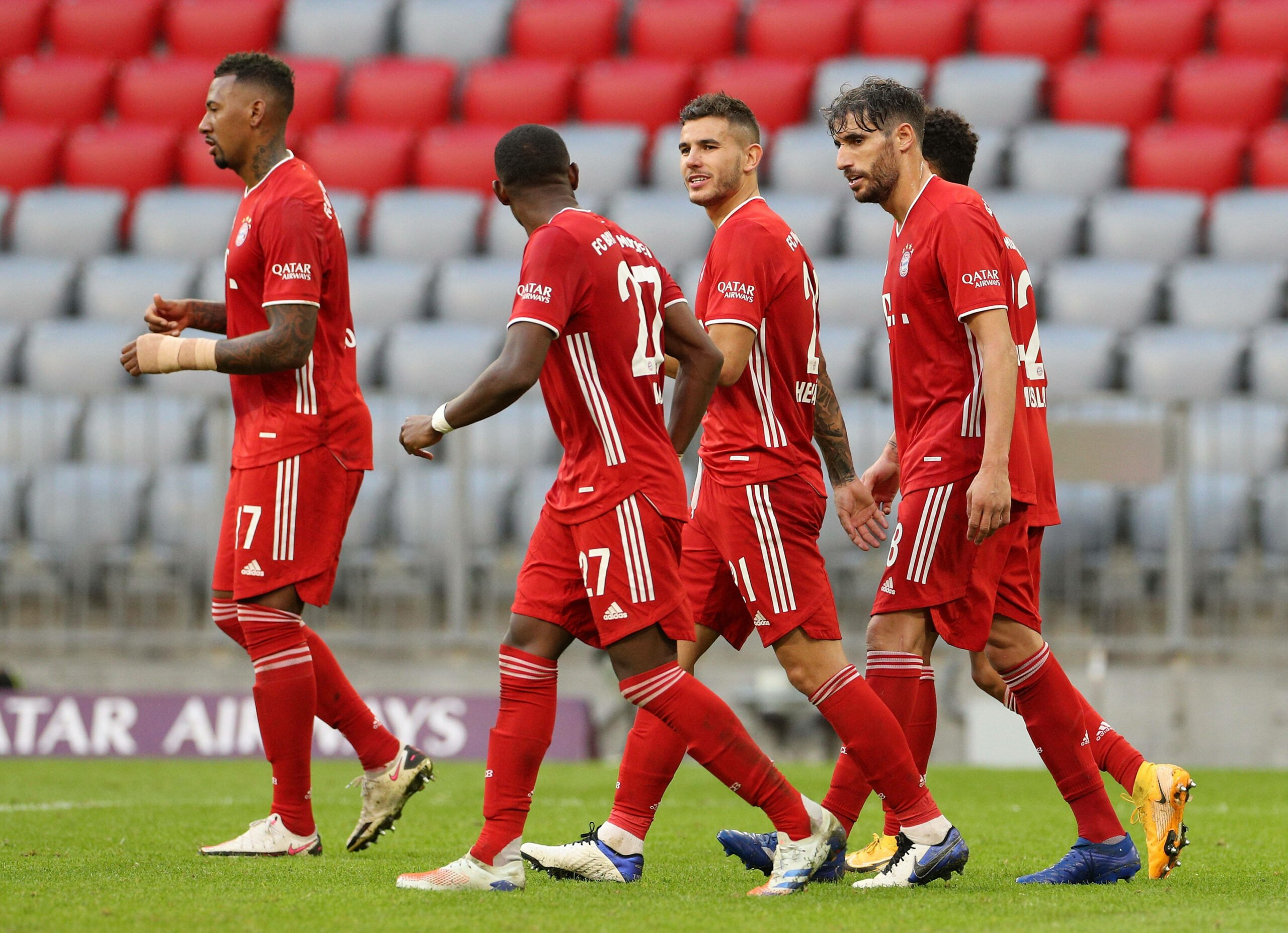 Das FC Bayern-Saisonzeugnis 2020/21: Die Abwehr