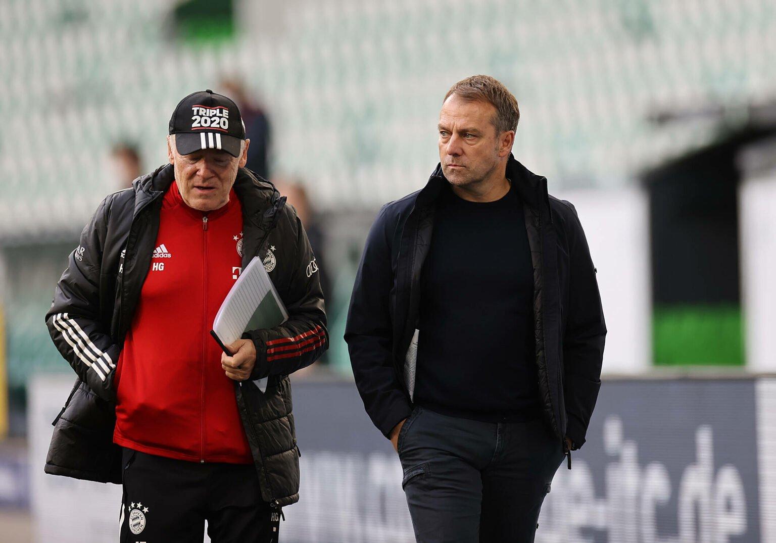 Gerland bestätigt: Er möchte Hansi Flick zum DFB begleiten