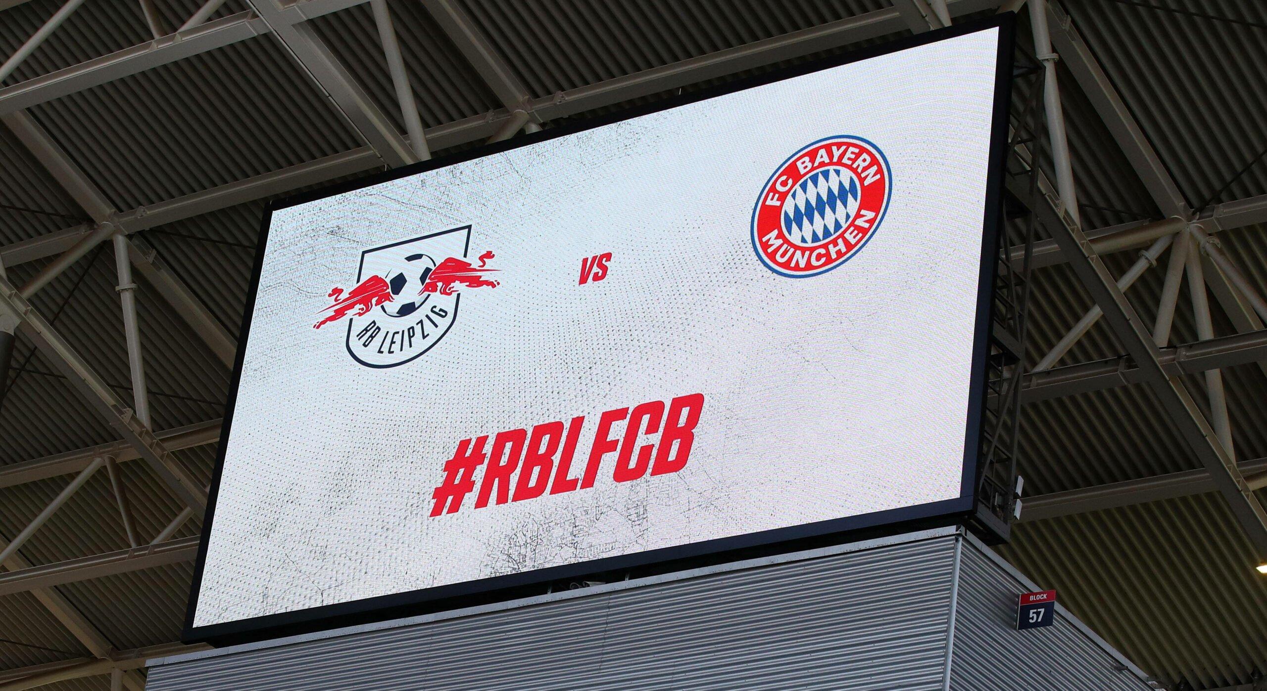 RB Leipzig - FC Bayern