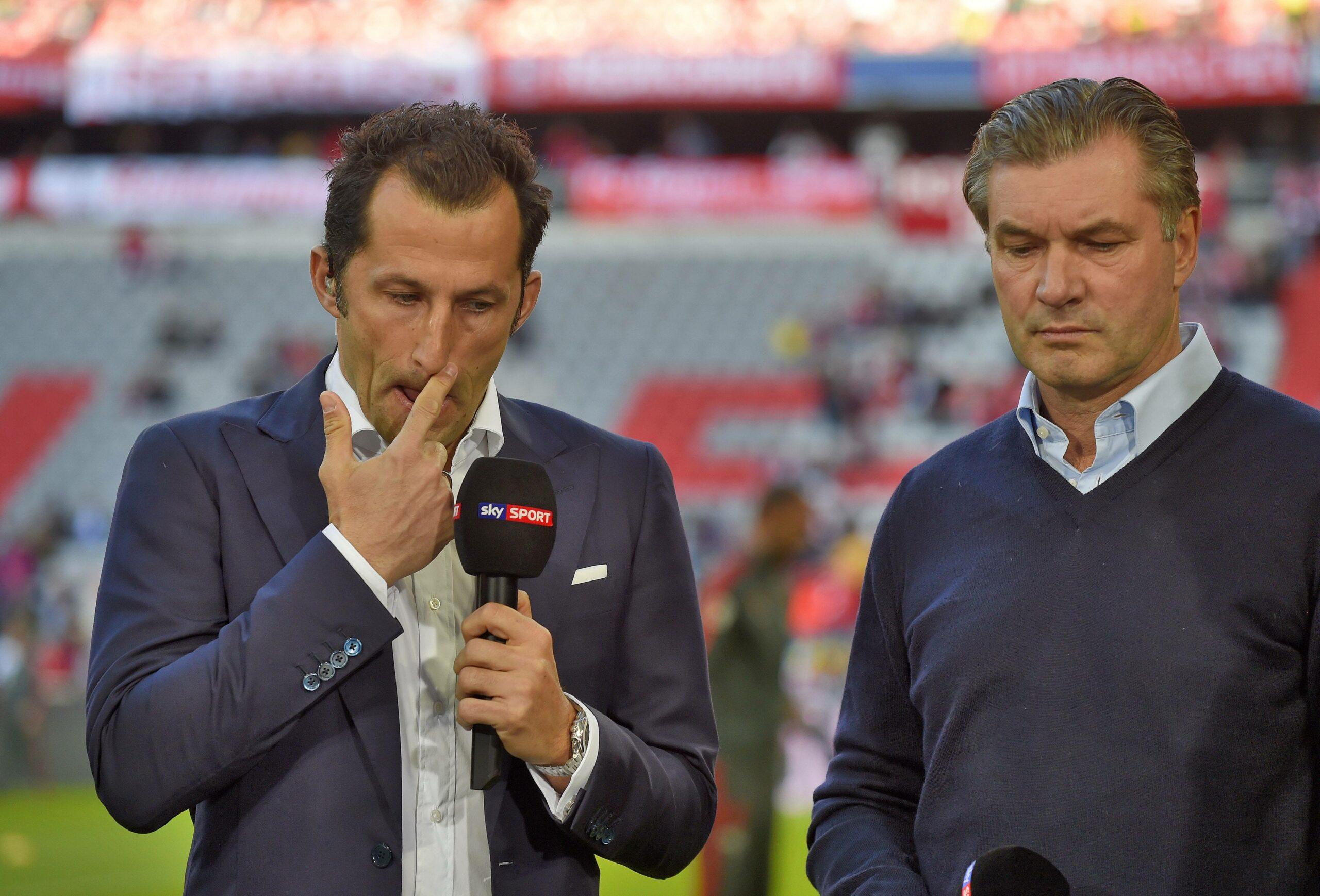 Hasan Salihamidzic und Michael Zorc