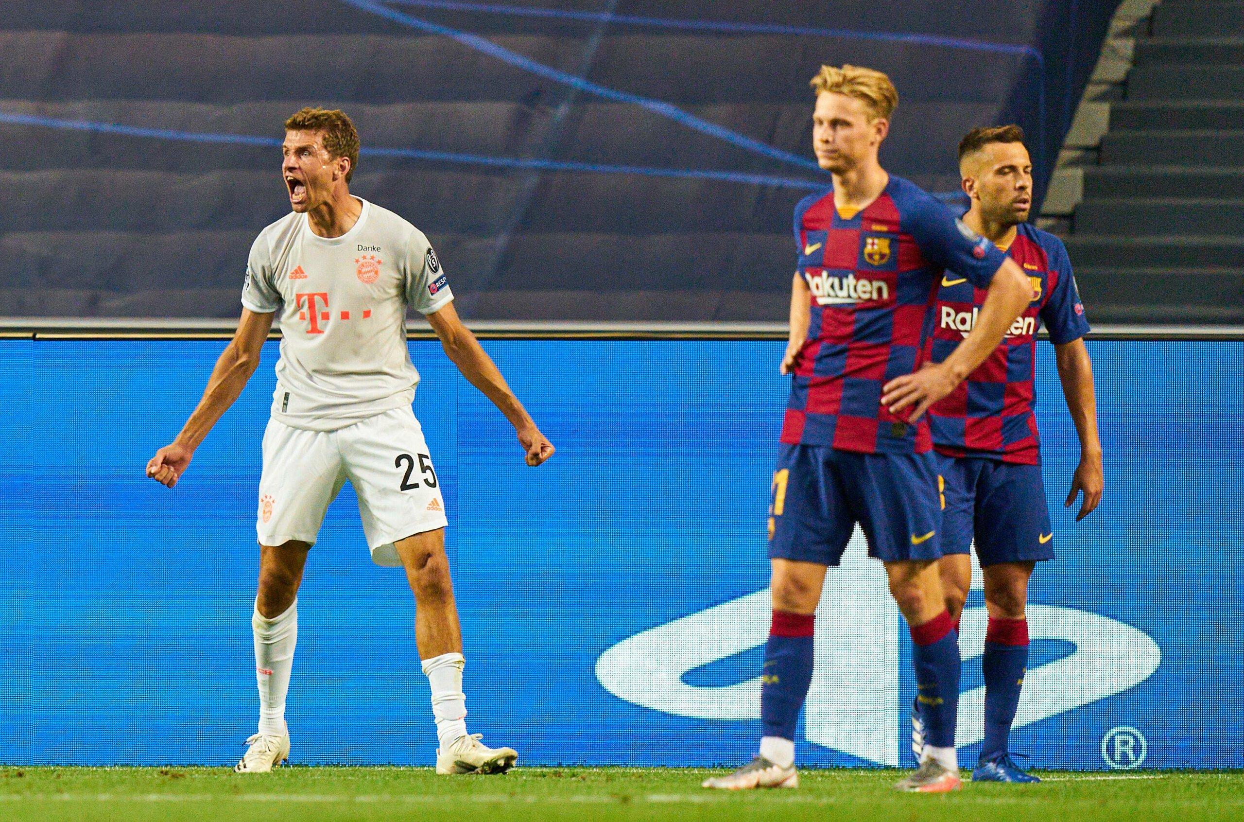 FC Barcelona vs. FC Bayern