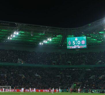 FC Bayern vs. Borussia Mönchengladbach