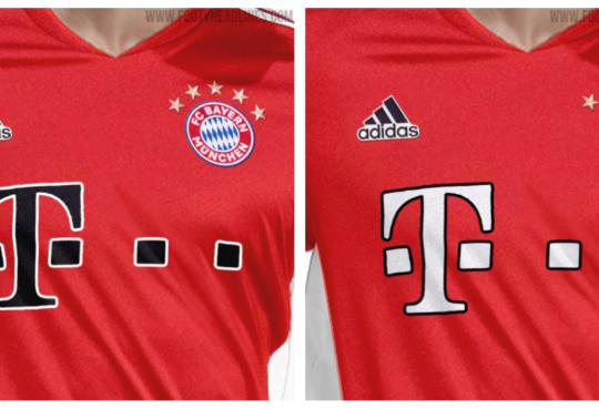 FC Bayern Trikot-Leak