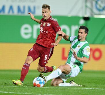 FC Bayern vs. Greuther Fürth